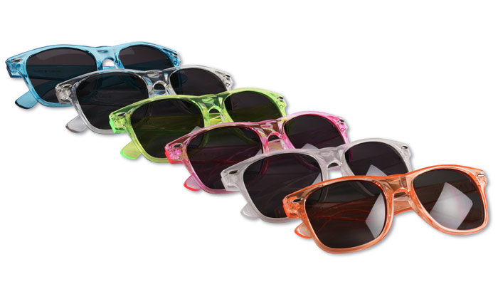 Risky Business Wayfarer Sunglasses