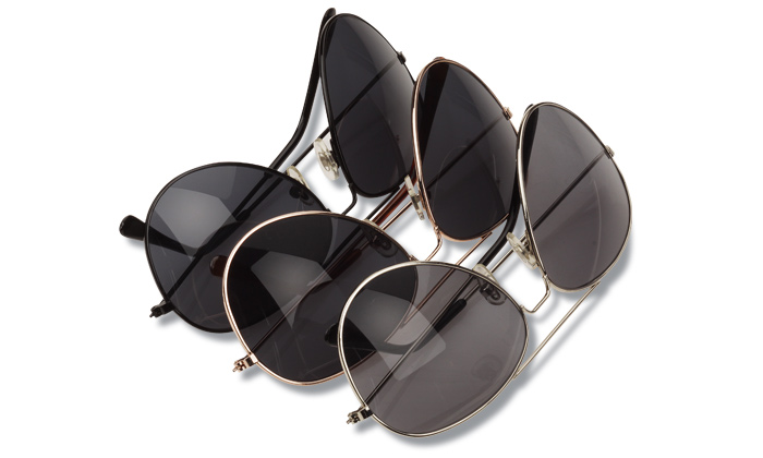 Personalized Aviator Sunglasses