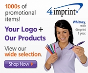 4imprint your logo banner 180x150