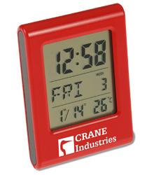 multi-use travel alarm clock