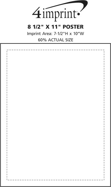 post it poster paper 8 1 2 x 11 105030