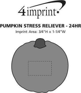 4imprint.com: Pumpkin Stress Reliever