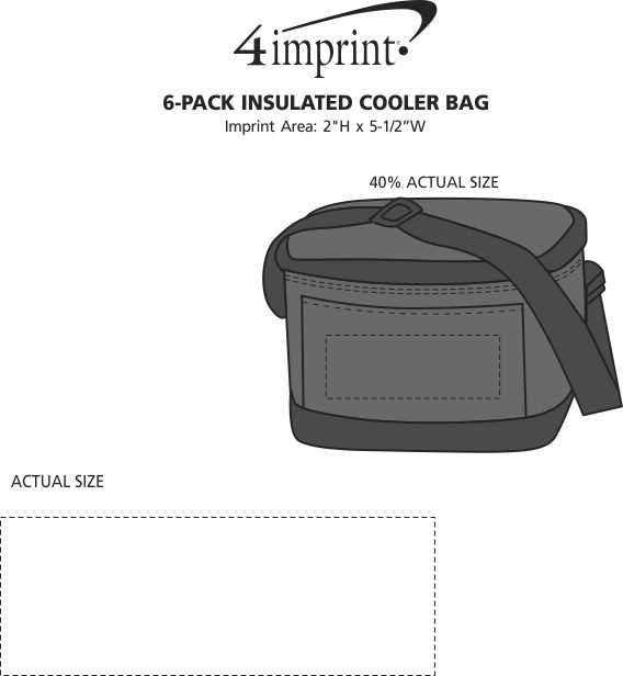 imprint - Insulated Cooler Bags