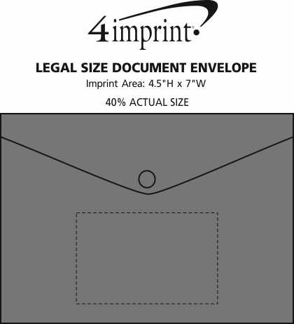 Stationery | Presentation Folders | Legal Size Document Envelope ...