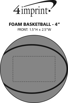 396c055d53a 4imprint.com  Foam Basketball - 4