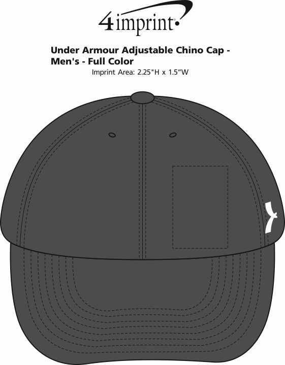 60679b9e Under Armour Adjustable Chino Cap - Men's - Full Color
