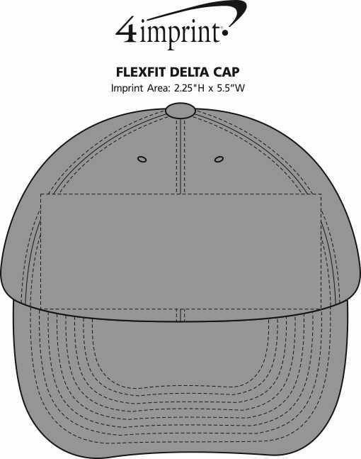 Flexfit Delta Cap