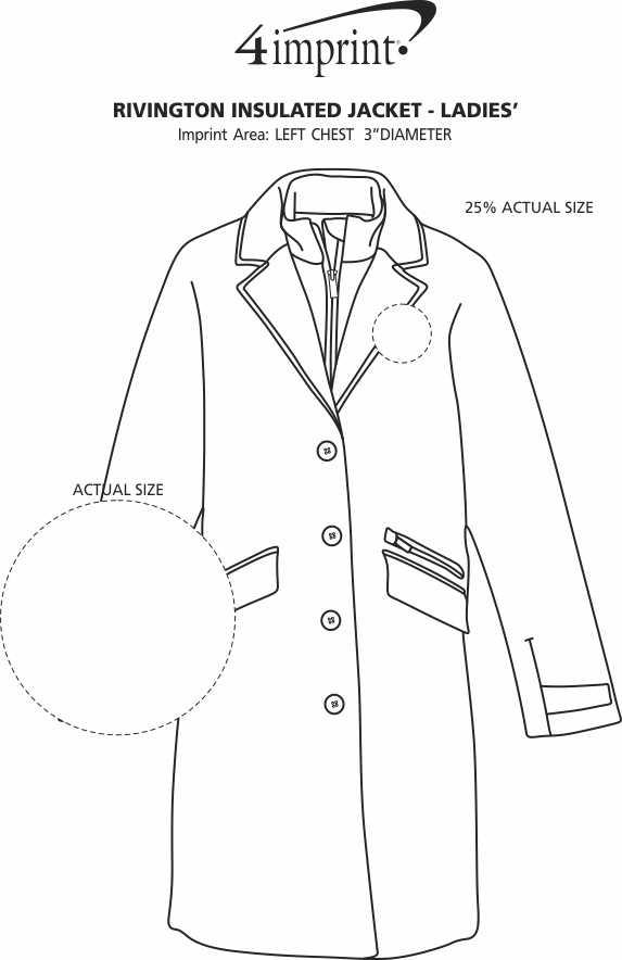 4imprint Com Rivington Insulated Jacket