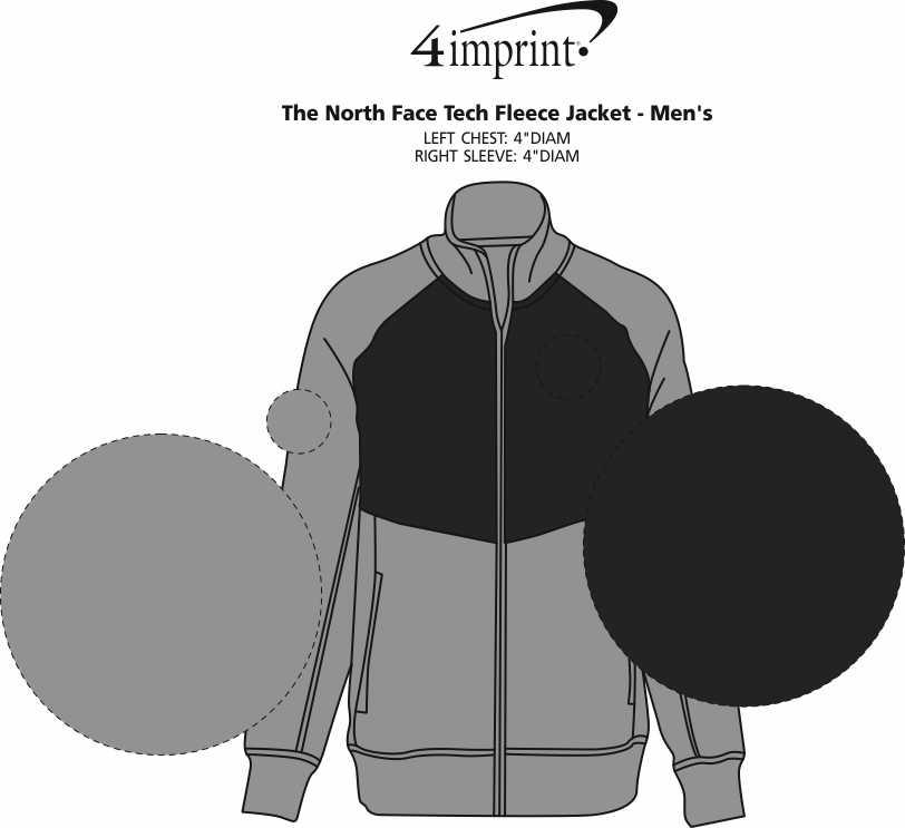 4462879cf The North Face Tech Fleece Jacket - Men's