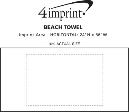 Beach Towel Coloring Pages