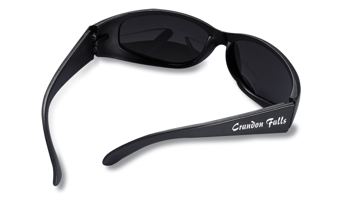 Fashion Sunglasses – Black | Party giveaways from 4imprint.
