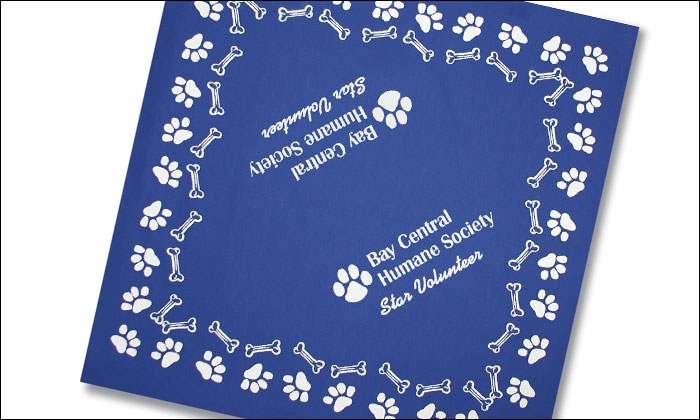 Personalized Bandanna
