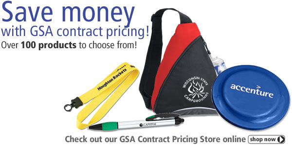 Save money with GSA contract pricing! Over 100 products to choose from! Shop online now!