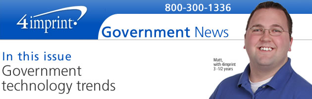 Government technology trends