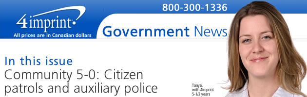 Community 5-0: Citizen patrols and auxiliary police