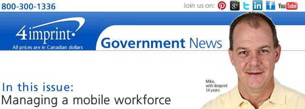 Managing a mobile workforce