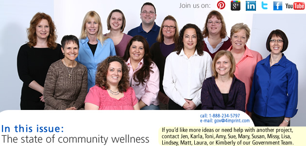The state of community wellness