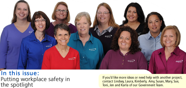 Putting workplace safety in the spotlight