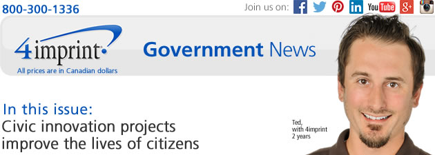 Government News: Civic innovation projects improve the lives of citizens