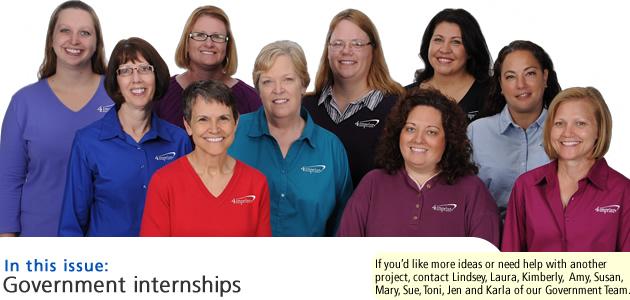 Government internships