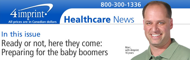 Ready or not, here they come: Preparing for the baby boomers
