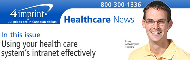 Using your health care system's intranet effectively