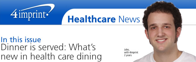 Dinner is served: What's new in health care dining