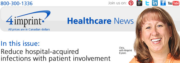 Reduce hospital-acquired infections with patient involvement