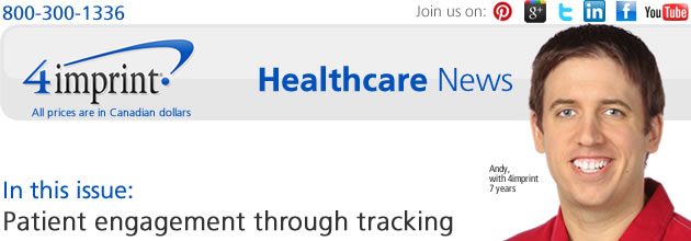 Patient engagement through tracking