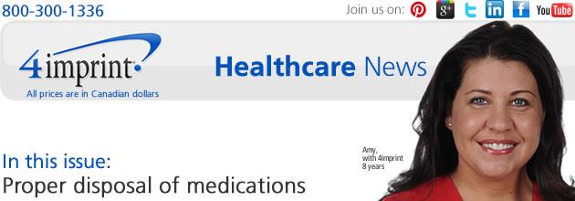 Healthcare News: Proper disposal of medications