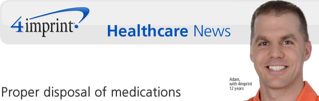 Proper disposal of medications