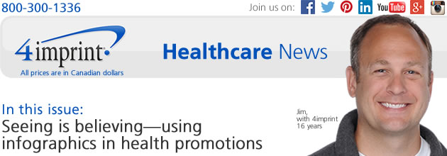 Healthcare News: Seeing is believing—using infographics in health promotions