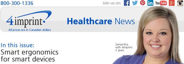Healthcare News: Smart ergonomics for smart devices