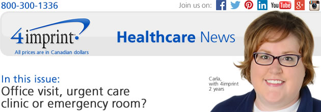 Healthcare News: Office visit, urgent care clinic or emergency room?