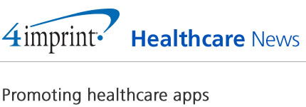 Promoting healthcare apps