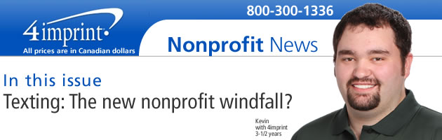 Texting: The new nonprofit windfall?