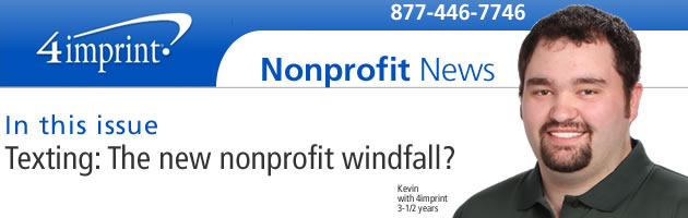 Texting: The new non-profit windfall?