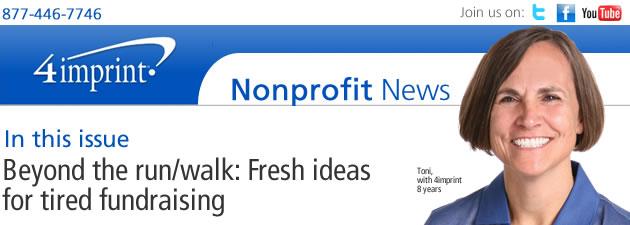 Beyond the run/walk: Fresh ideas for tired fundraising