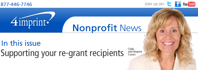 Supporting your re-grant recipients