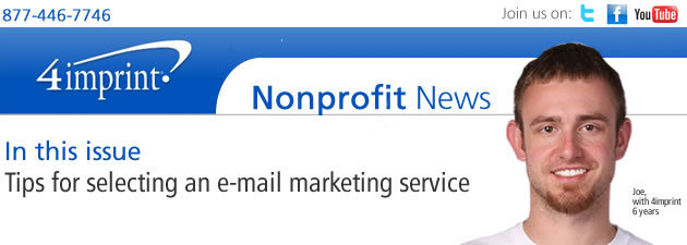 Tips for selecting an e-mail marketing service