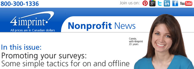 Promoting your surveys: Some simple tactics for on and offline