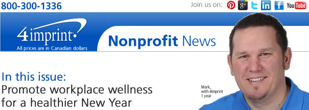 Promote workplace wellness for a healthier New Year