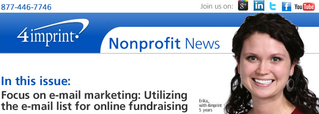 Focus on email marketing: Utilizing the email list for online fundraising