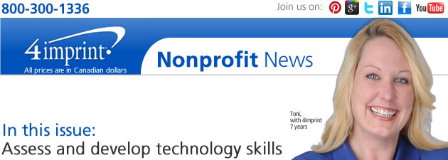 Nonprofit: Assess and develop technology skills