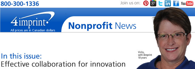 Nonprofit: Effective collaboration for innovation