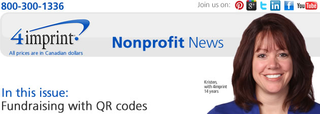 Nonprofit: Fundraising with QR codes