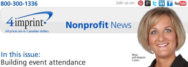 Nonprofit: Building event attendance