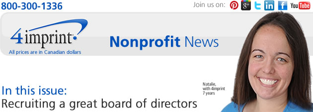 Nonprofit: Reaching out to youth for volunteering and fundraising