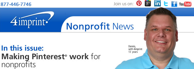 Making Pinterest® work for nonprofits