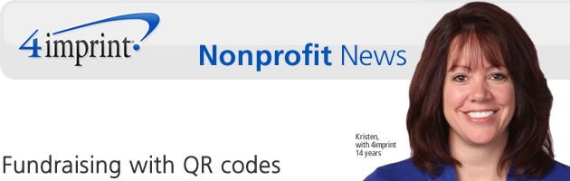 Fundraising with QR codes